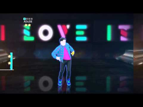 Just Dance 2015 - I Love it by Icona Pop ft. Charlie XcX (2450+ Subs. Special Fanmade Mashup)