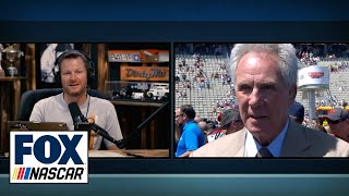 FOX talent and NASCAR personalities congratulate Darrell Waltrip on his retirement | NASCAR on FOX