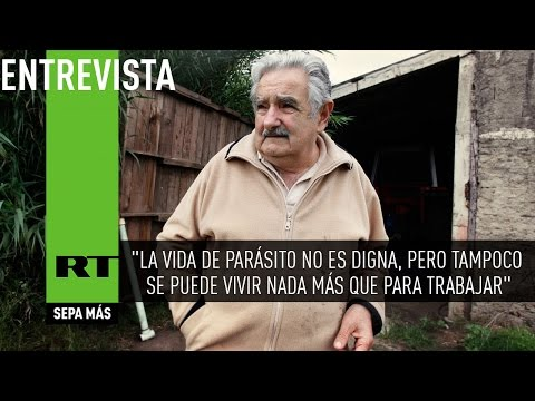 Entrevista exclusiva de RT al presidente de Uruguay, Jos Mujica
