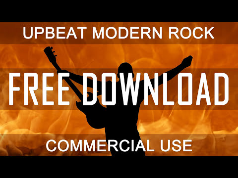 Go Rock - (100% FREE DOWNLOAD) - Royalty Free Music | Hard Rock Energetic Upbeat