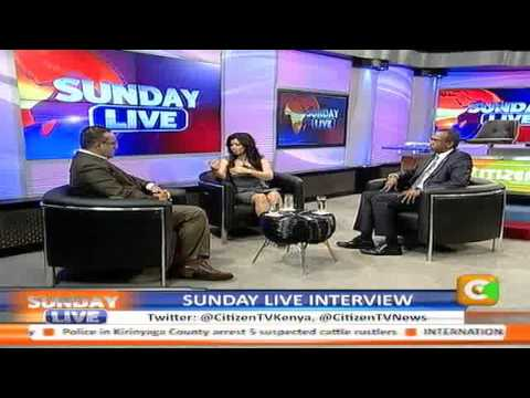 Sunday Live Interview With Najib Balala  and Muhammad Ali Noor
