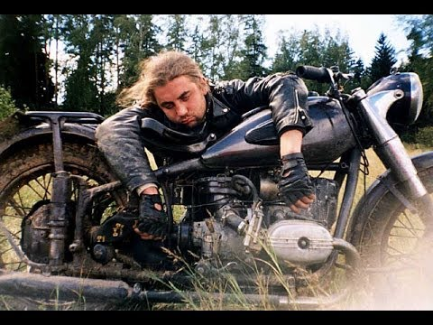 мотоциклисты