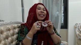 Dr. Vida sedia semuka dengan Aishah