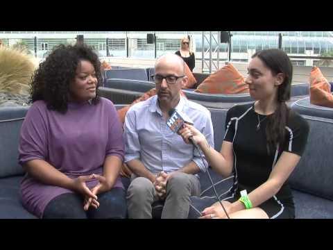 Comic-Con- Community- Jim Rash & Yvette Nicole Brown Interview