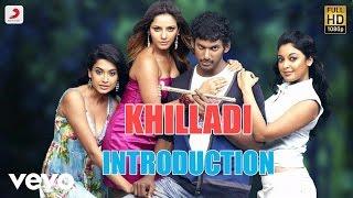 Khilladi - Introduction Telugu Lyric   Vishal