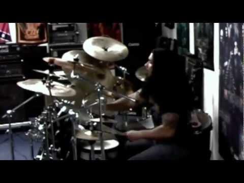 Dimmu Borgir Recording Stormblast 2005