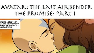 Avatar: The Last Airbender: The Promise (Comic Dub) (Part 1)