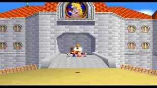 Super Mario 64 Nivel Final
