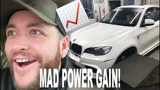 YOU WONT BELIVE WHAT I GOT ON THE DYNO - MAD POWER GAIN!!!