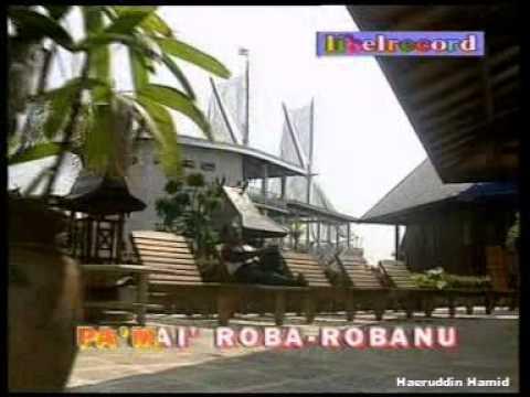 Lagu Daerah Makassar  Pamai Roba-robayya  Voc : Ismail Wahid video