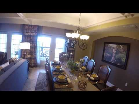 Orange lake Resort River island Signature collection 4Bedroom