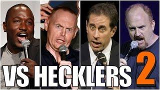 Famous Comedians VS. Hecklers (Part 2/4)