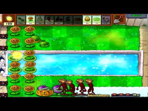 Plants Vs. Zombies Part 22: Playing Better, Talking Worse