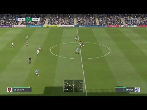 Dundalk FC vs Portsmouth FC -  Utimate Quaran-Team Cup