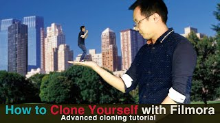 Advanced cloning tutorial: How to Clone Yourself with Filmora
