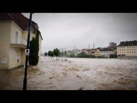 Cataclysmic FLOOD ravage EUROPE 23 Dead - Worst since NOAH Worsening 6.6 13