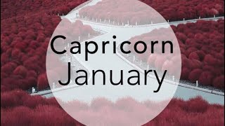 It's happening! Capricorn January 2019.