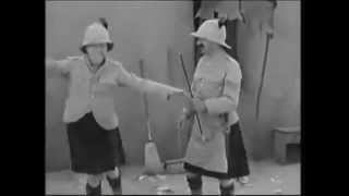 Laurel & Hardy dance to The Rolling Stones