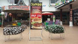 Ban Khao Lak - Thailand - Restaurants - Bars - Strand - Supermarkt