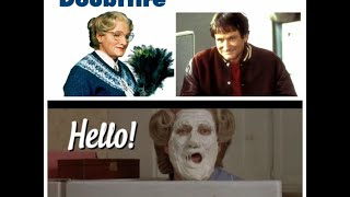 Mrs. Doubtfire (Robin Williams) And Adele - Hello