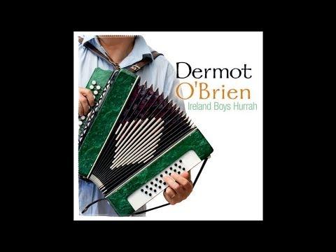 Dermot O'Brien - Patriot Game [Audio Stream]