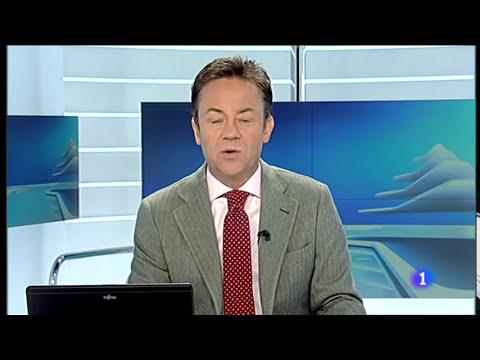 TD, TELEDIARIO TVE - NUEVA IMAGEN 2014 - TITULARES (19/3/2014)