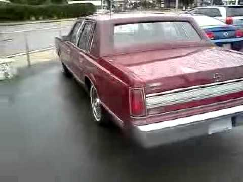 1989 Lincoln Town Car Used Car South Attleboro,MA Motor Mart Auto Sales