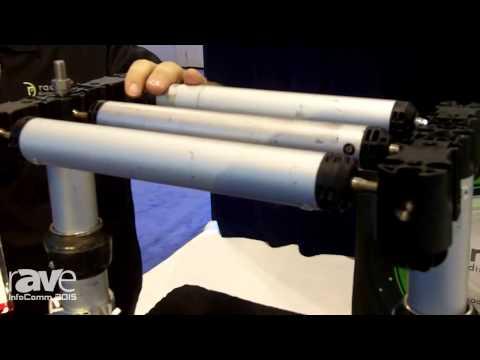 InfoComm 2015: Radius Features Pipe & Drape 2.0
