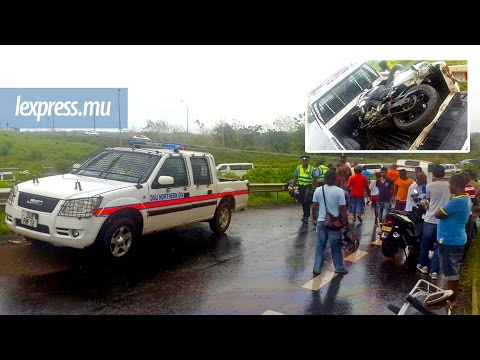 Un mineur perd la vie dans un accident de moto