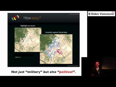 BSides Vancouver 2015 - Keynote: Steven Rambam - You've Lost Privacy, Now They're Taking Anonymity