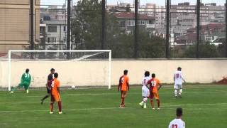 Galatasaray U19 1 - 11 Benfica U19 ( #UefaYouthLeague )
