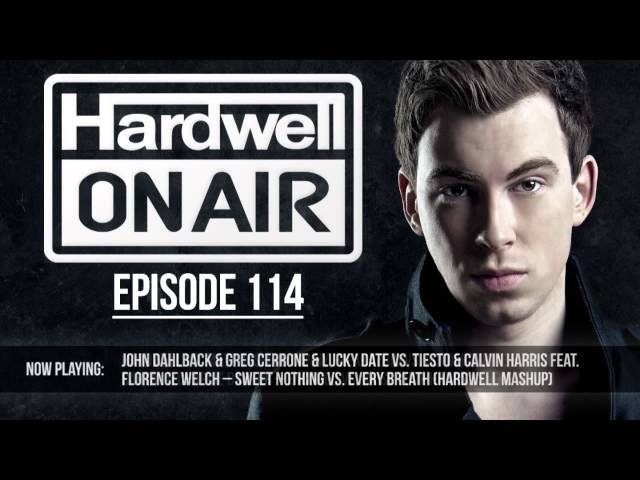 Hardwell On Air 114 - &#039;I AM HARDWELL&#039; world tour kick off special