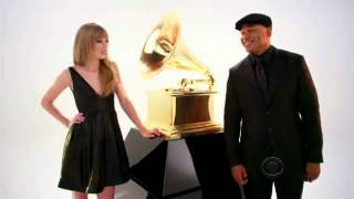 LL Cool J & Taylor Swift Grammy Awards promo (1) WITH CAPTIONS