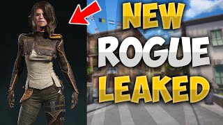 3 New Rogues Leaked Rogue Company Huge New Update Leaked! Dahlia, Fixer, And Bulwark.