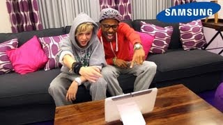 MK1 - Samsung Video Diaries - The X Factor UK 2012
