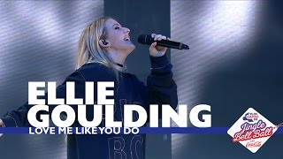 Download Lagu Ellie Goulding - 'Love Me Like You Do' (Live At Capital's Jingle Bell Ball 2016) Gratis STAFABAND