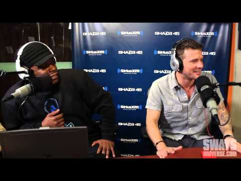 Ryan Phillipe Talks: Fav Hip Hop Artist Today, Groupies on Movie Sets & Reese Witherspoon