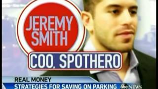 SpotHero Featured on ABC World News Tonight w/ Diane Sawyer