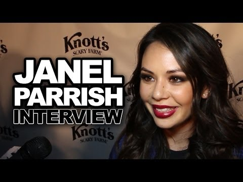 Janel Parrish Teases Pretty Little Liars Halloween Episode & More