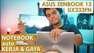 Notebook Minimalis Kerja jadi Maksimal? | Review Asus Zenbook 13 UX333FN
