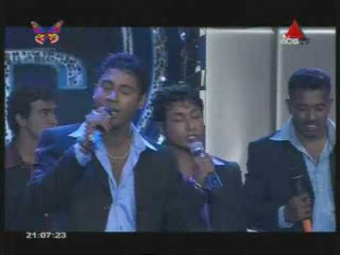 Group Song-ninda Nena Sirasa Superstar Season 2 09-09-07 video