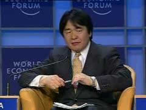 Davos Annual Meeting 2003 - The Japanese Economy (Highlights)