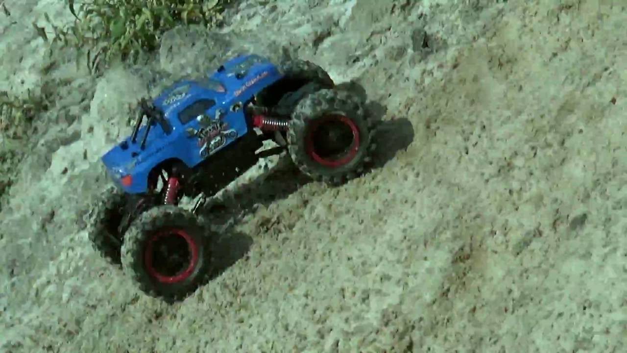 4x4 off road extreme tuning test
