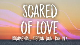 Rudimental Scared Of Love Ft Stefflon Don Ray Blk