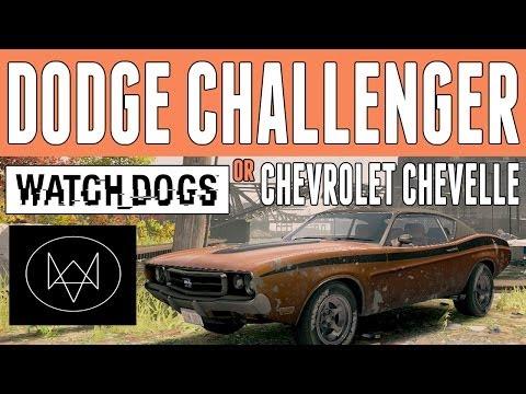 Watch Dogs  Change Car Paint