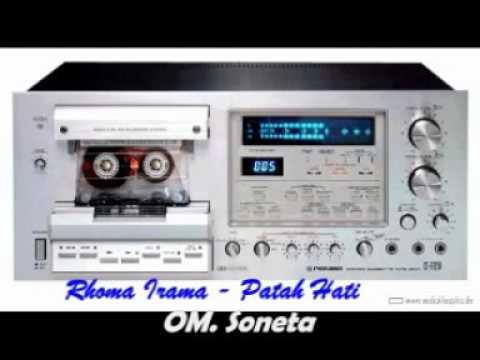 [ OM SONETA ]  Rhoma Irama  -  Patah Hati