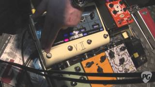 Musikmesse '11 - T-Rex Effects Gull Wah & Spindoctor Update Demos