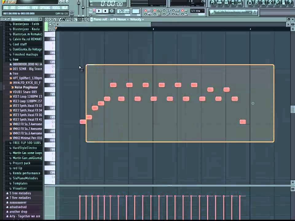 Звуки для фл студио
