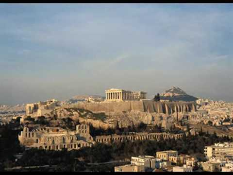 Athens Greece Tourism Video