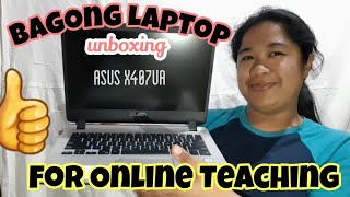 """Unboxing ASUS VIVOBOOK X407UA-BV289T CORE I3 14"""" ICICLE GOLD"""